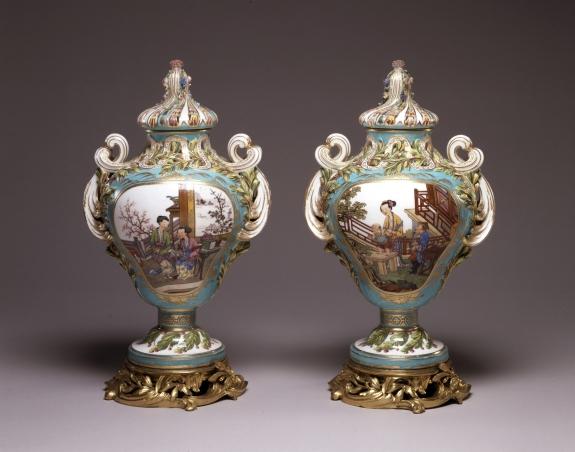 Pair of Scent Vases | Agraria