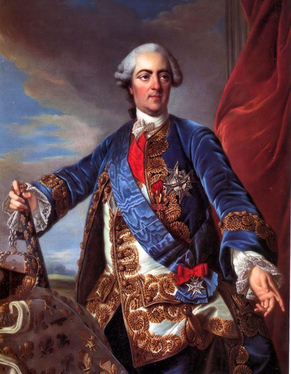French King Louis XV | Agraria