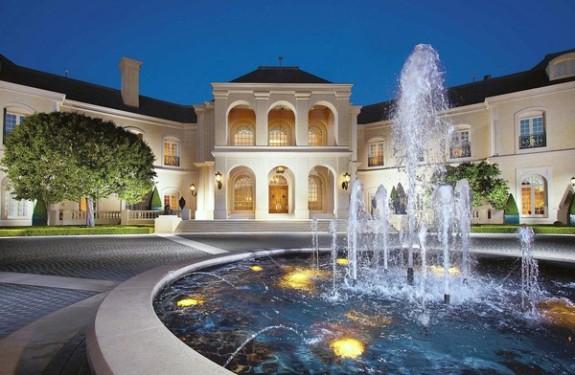 Spelling mansion