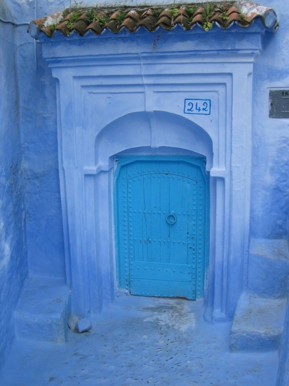 Blue Door Morocco | Agraria
