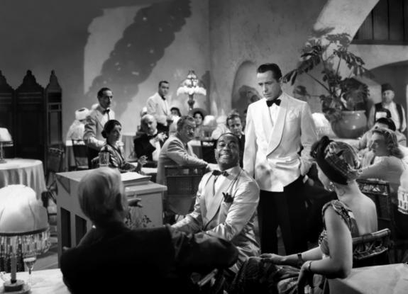 Humphrey Bogart in Casablanca | Agraria