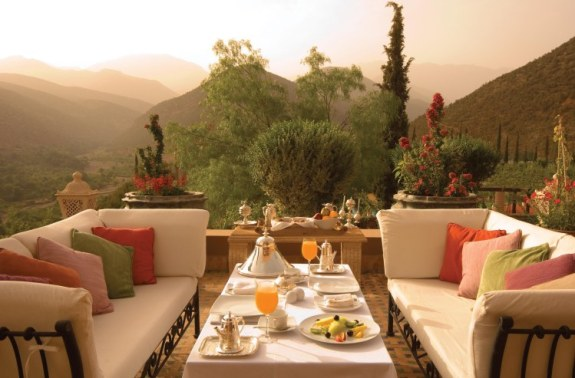 Kasbah Tamadot is a luxury, award-winning 5-star resort in Morocco | Agraria