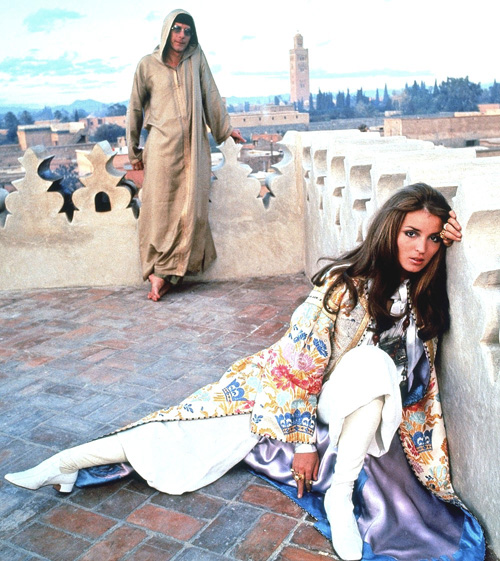 Paul and Talitha Getty | Agraria