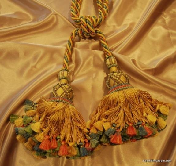 Clarence House Tassels | AGRARIA