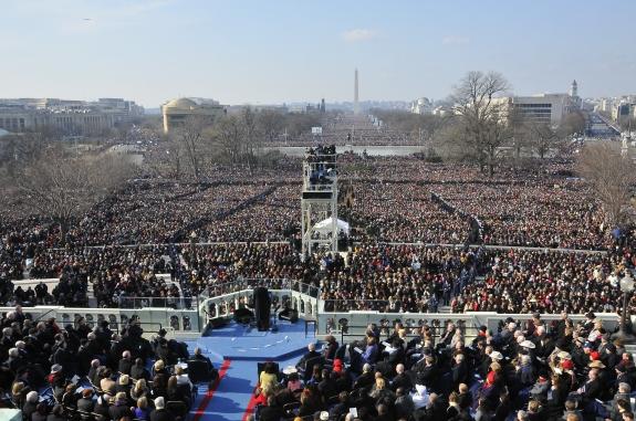 President Obama's 2009 Inauguration