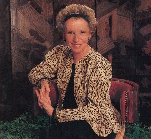 Geraldine Stutz
